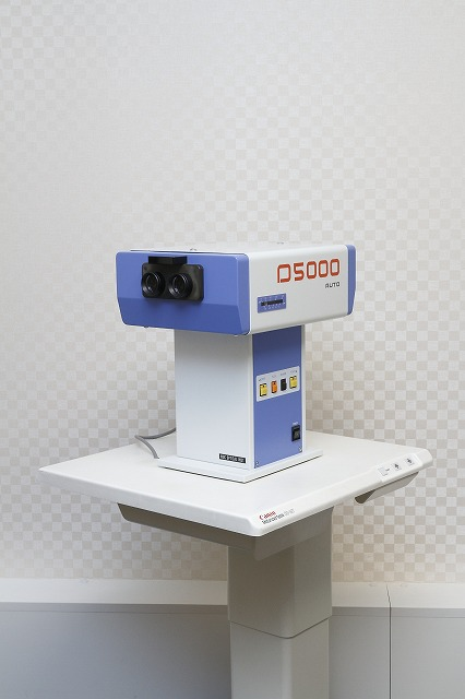 両眼視簡易検査器(ワック)
